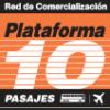 Plataforma 10 Bus booker logo